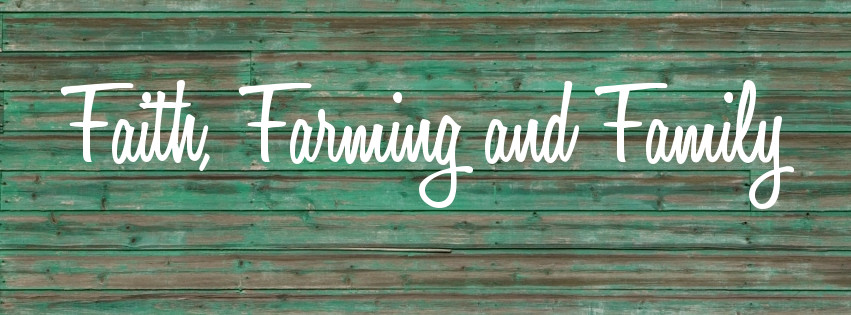 Faith, Farming and Family